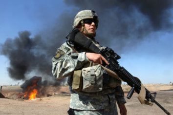Fueling Conflict: The Link Between Oil and Foreign Military Intervention in Civil Wars