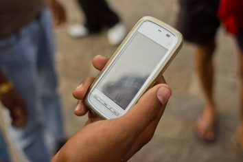 Using Cell Phones to Prevent Violence