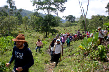 Varying success of civil resistance in Colombia