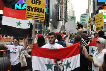 Motives of U.S. Intervention: Democracy, Human Rights and Terrorism