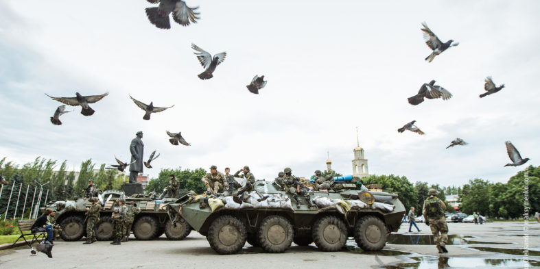 Sanctions as a Tool for Peace