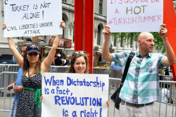 How Domestic Protests Influence Coups