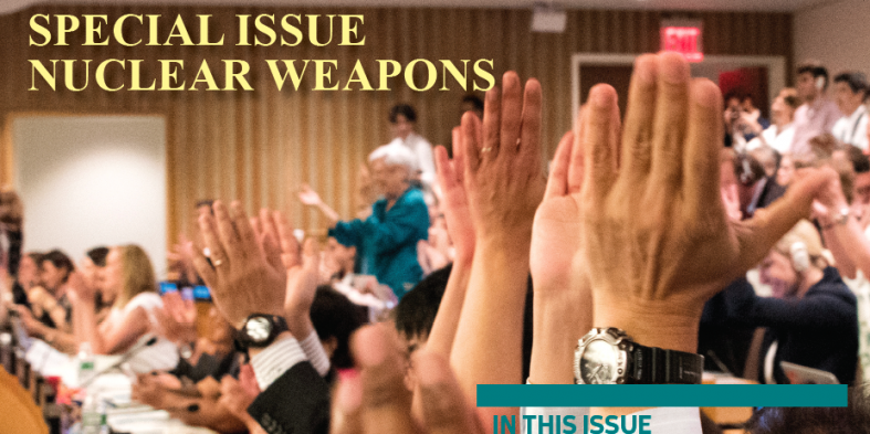 Special Issue: Nuclear Weapons