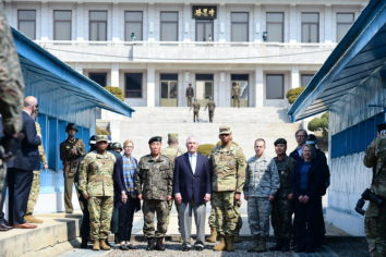Too Close and Too Strong: U.S. Power and Proximity Contributing to North Korea's Nuclear Ambitions
