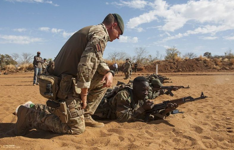 Military Support Outside of International Coalitions Increase Risk of Terrorist Attack