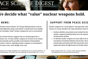 The Social Value of Nuclear Weapons