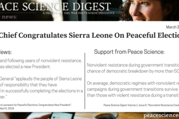 UN Chief Congratulates Sierra Leone On Peaceful Elections