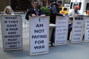 War Finance Methods and Public Support for War