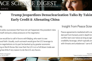 Trump Jeopardizes Denuclearization Talks By Taking Early Credit & Alienating China