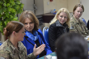 Gender Advisors in NATO Militaries