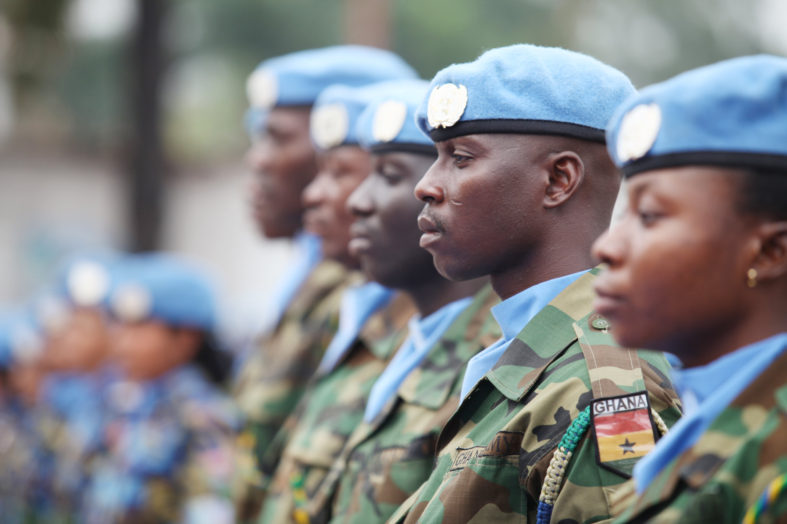 The Unintended Consequences of UN Peacekeeping's Use of Security Contractors