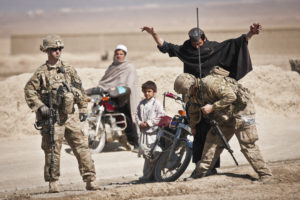 How Feelings Make Military Checkpoints Even More Dangerous for Civilians in Iraq