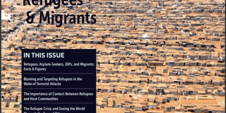 Special Issue: Refugees & Migrants
