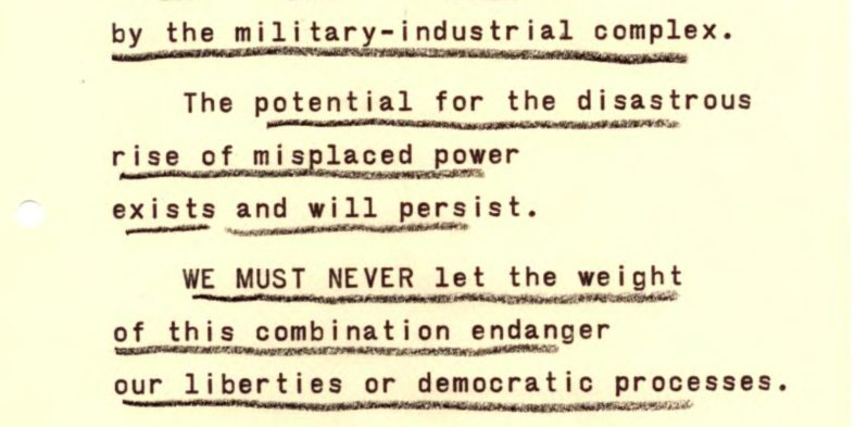 Militarism Is a Threat to Democracy