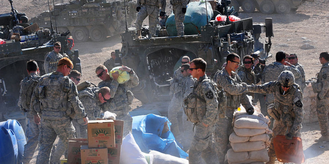 Military Aid Worsens Human Rights Conditions in Post-Conflict Countries