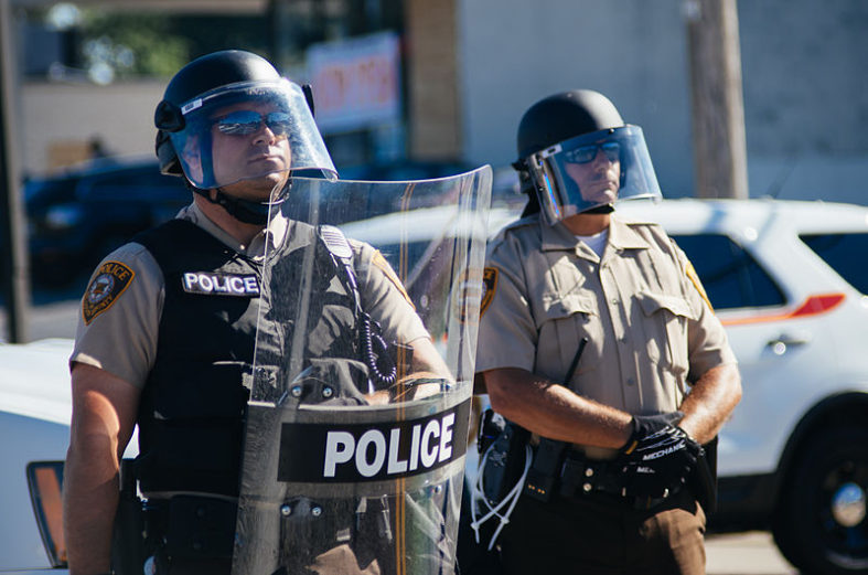 The Displacement of Traditional Policing Through Community-Based Anti-Violence Initiatives