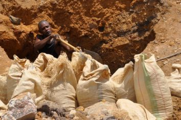 Individual Motivations for Violence Against Industrial Mining in Eastern Democratic Republic of Congo