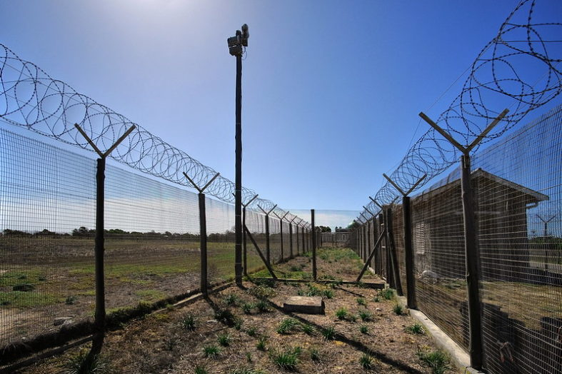 Prisons as a Training Ground for Nonviolent Resistance in Protracted Conflicts